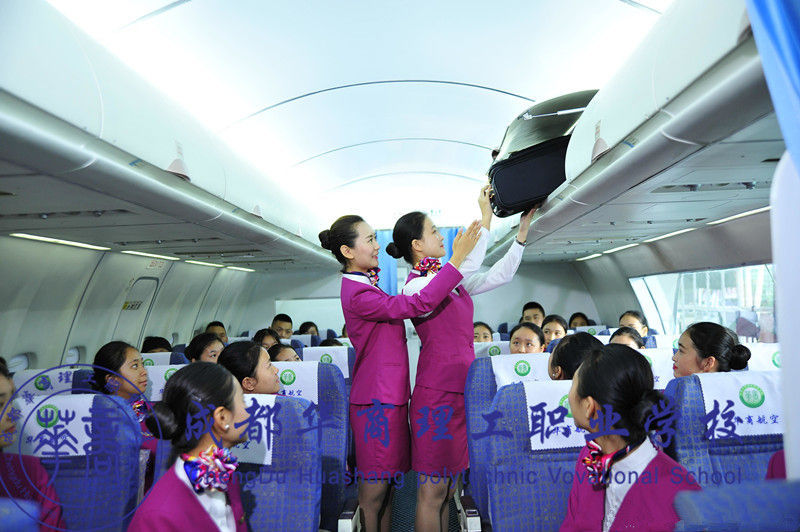 航空专业在未来的就业中占领先地位