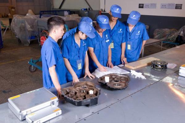 飞机发动机维修与维护专业