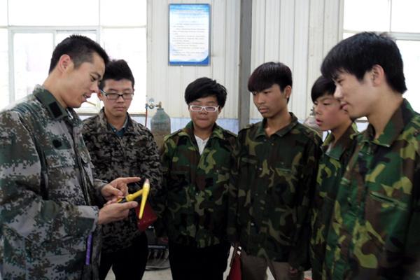 焊接技术应用专业