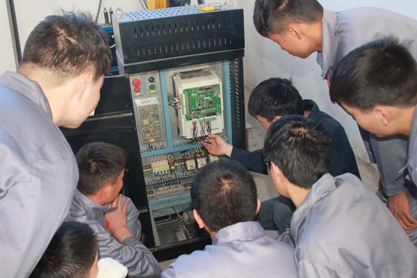 楼宇自动化工程技术专业