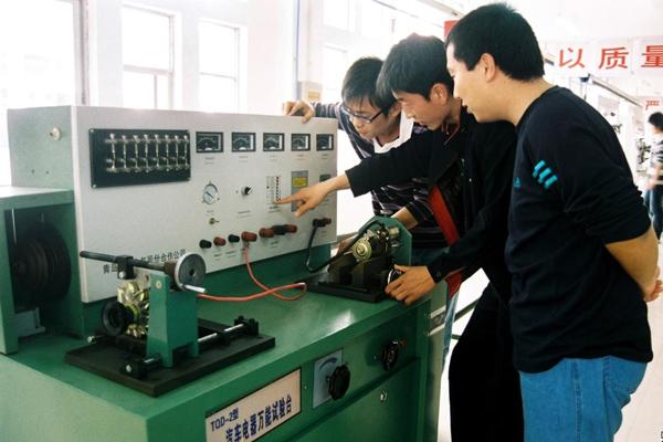 汽车制造与装配专业