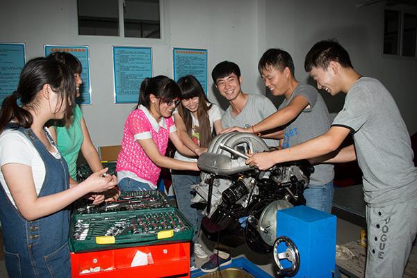 汽车服务工程专业
