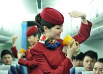 空姐专业招收人数少就业率高,高薪工作等你来