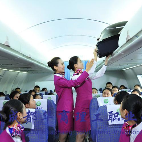 成都航空职业学校的专业团队