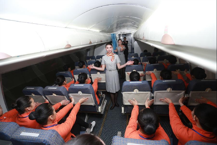 成都航空职业学校航空专业好,就业工资高!